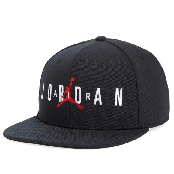 Nike Boy s Jordan Jumpman Air Baseball Cap 14918520f18